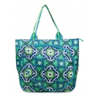 All For Color Pacific Splash Tennis Tote - Tennis Tote Bags