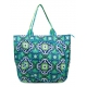 All For Color Pacific Splash Tennis Tote - Designer Tennis Bags