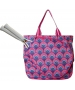 All For Color Bali Blooms Tennis Tote - All for Color Tennis Bags