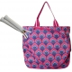 All For Color Bali Blooms Tennis Tote - All For Color