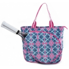 All For Color Summer Rays Tennis Tote - All For Color Tennis Tote Bags