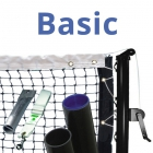 Basic Tennis Court Equipment Package - Shop the Best Selection of Tennis Nets for Your Court