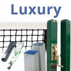 Luxury Tennis Court Equipment Package - Shop the Best Selection of Tennis Nets for Your Court
