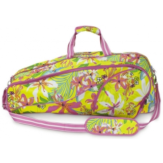 All For Color Island Oasis Tennis Bag