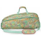 All For Color Paisley Breeze Tennis Bag - All for Color Tennis Bags