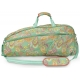 All For Color Paisley Breeze Tennis Bag - All For Color
