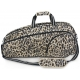 All For Color Classic Leopard Tennis Bag - 3 Racquet Tennis Bags
