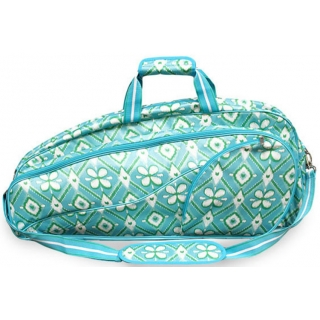 All For Color Ikat Bliss Tennis Bag