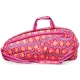All For Color Moroccan Tile Tennis Bag - 3 Racquet Tennis Bags