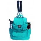 Court Couture Hampton Backpack (Teal) - Court Couture Tennis Bags