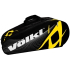 Volkl Team Mega Bag (Black / Yellow) - Volkl Team Series Tennis Bags