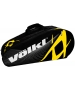 Volkl Team Mega Bag (Black / Yellow) - Volkl Tennis Bags