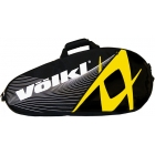 Volkl Team Pro Bag (Black / Yellow) - Tennis Racquet Bags