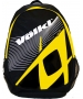 Volkl Team Back Pack (Black / Yellow) - Volkl Team Series Tennis Bags