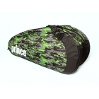 Prince Team 6 Pack Bag (Black/Green) - New Tennis Bags