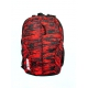 Prince Team Backpack Jr. (Black/Red) - Prince