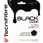 Tecnifibre Black Code 17g (Set) - Tennis String Type