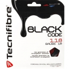 Tecnifibre Black Code 18g (Set) - Tennis String Type