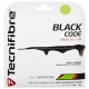 Tecnifibre Black Code 16g Tennis String Set (Lime) - Polyester Tennis String