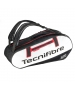 Tecnifibre Pro Endurance 10R Tennis Bag (Black/White/Red) - Tecnifibre Endurance Tennis Bags and Backpacks