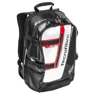 Tecnifibre Pro Endurance Tennis Backpack (Black/White/Red)