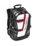 Tecnifibre Pro Endurance Tennis Backpack (Black/White/Red) - Tecnifibre Endurance Tennis Bags and Backpacks