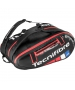 Tecnifibre Team Endurance 12R Tennis Bag (Black) - Tecnifibre Endurance Tennis Bags and Backpacks