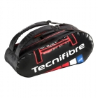 Tecnifibre Team Endurance 6R Tennis Bag (Black) - Tennis Bag Brands