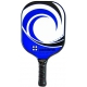 Paddletek Tempest Graphite Paddle (Blue) - Pickleball Equipment