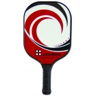 Paddletek Tempest Graphite Paddle (Red) - Sports Equipment