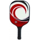 Paddletek Tempest Graphite Paddle (Red) - Pickleball Equipment