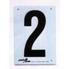 Tennis Court Number Signs - Tennis Score Keepers
