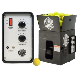 Tennis Tutor Cube Ball Machine