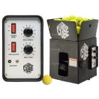 Tennis Tutor Cube Oscillating Ball Machine - Training Equipment