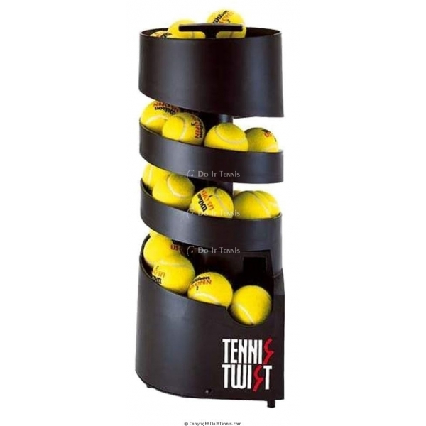 Tennis Tutor Tennis Twist Ball Machine A/C Powered #3261AC