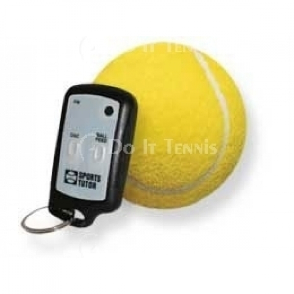 Tennis Tutor Wireless Remote Control System