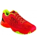 Wilson Men's Kaos Tennis Shoes (Red/ Lime) - Wilson Tennis Shoes