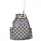 Ame & Lulu Mercer Tennis Backpack - Tennis Racquet Bags