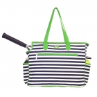 Ame & Lulu Piper Tennis Court Bag - Ame and Lulu Court Bags