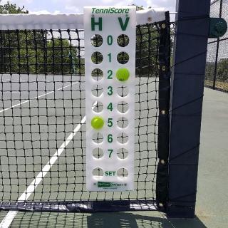 Tennis Scorekeeper