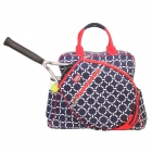Ame & Lulu Cru Tennis Tour Bag - Tennis Racquet Bags