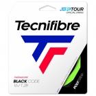 Tecnifibre Black Code Lime 16g Tennis String (Set) -