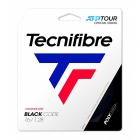 Tecnifibre Black Code 16g Tennis String (Set) -