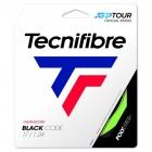 Tecnifibre Black Code Lime 17g Tennis String (Set) -