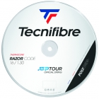 Tecnifibre ATP Razor Code Tennis String White 18g (Reel) - Tennis String Categories