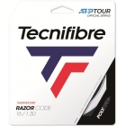 Tecnifibre ATP Razor Code White 17g Tennis String (Set) - Tennis String Type