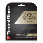 Tecnifibre X-One Biphase String 17g (Set) - Tecnifibre
