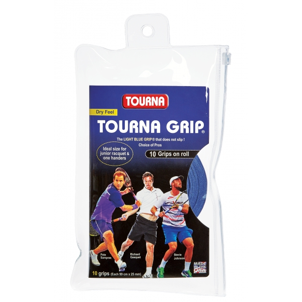 Tourna Grip Original Overgrip (10 Pack)