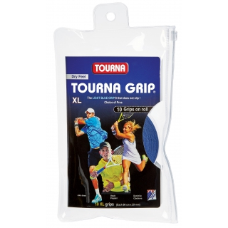 Tourna Grip XL Overgrip (10 Pack)