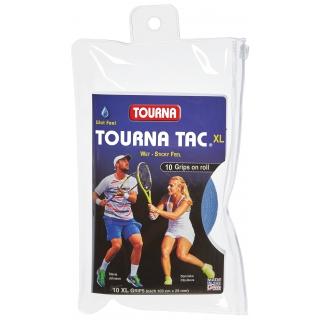 Tourna Tac XL Blue Overgrip (10 Pack)
